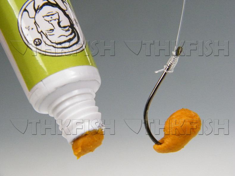 Promotion! 3X Tubes of 120g Esca Viscose Fishing Lure Gluey Bait Glue Carp Tool(China (Mainland))