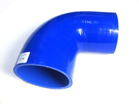 Elbow Reducers 90Degree 51-57mm(2-2.25'') Silicone Hose,Turbo Intercooler Piping Connect