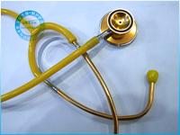 Hot sale! Free shipping+ Wholesale 1pcs/lot Lai Duote Adult double slider full multicolour stethoscope 30b 1 medical stethoscope