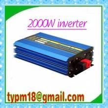 wholesale car inverter 2000w