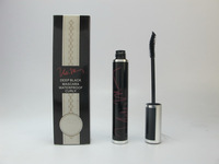 Free Shipping !(EMS/DHL)  Hight quality  Waterproof  deep black mascara waterproof curly with graphic garden mascara+Wholesale