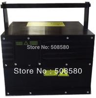 3W RGB Animation Laser Light DT40K scanner+Flightcase R>500mW/637nm,G1W,B1.5W disco equipment