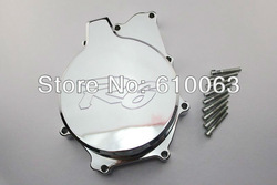 Chrome Motorcycle Engine Stator Cover For Yamaha YZF R6 1999 2000 2001 2002 motorcycle parts(China (Mainland))