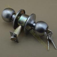 B5871-70 durable stainless steel ball 3 keys high hardness door lock