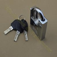 B0460 3 keys CP iron durable beautiful high design security lock door lock padlock
