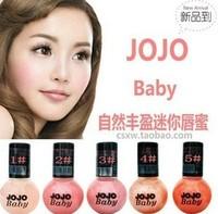 Jojo baby mini lollipop natural limoux mini lip gloss lip gloss nude color
