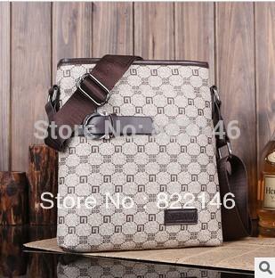 Men's Casual Bags Man Bag One Shoulder Cross-body Handbag Men's Cowhide Casual Shoulder Bag