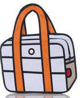 Free Shipping women bag HOT Gismo quality goods! Taiwan secondary yuan A8 cartoon bag  3D bags  Shoulder Messenger Bag  cartoon