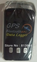 Handheld Portable Bluetooth GPS Receiver 65-Channel Car Navigation and Tracking With Data Logger Function Free Shipping
