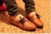 Free shipping 2013 NEW Lace up Women shoes for Lady fashion flat shoes