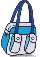 Free Shipping women bag HOT Gismo quality goods! Taiwan secondary yuan A5 cartoon bag  3D bags  Shoulder Messenger Bag  cartoon