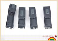 Ultrafire 1AA /CR123A Flashlight nylon holster Case Cover 10pcs/lot