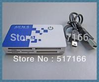USB 2.0 All IN 1 CF SD XD MMC Memory Card Reader
