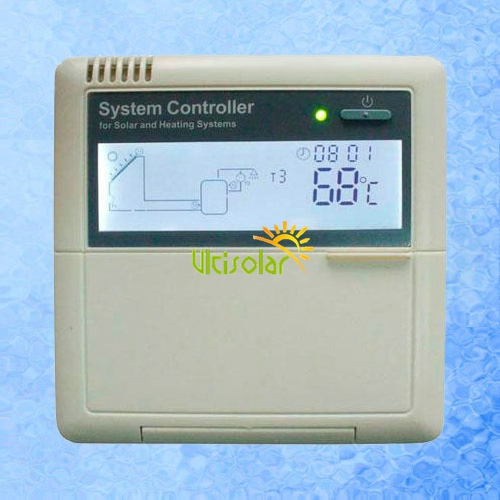 Classic Model* SR868C6 Solar Thermal Controller 4 sensors 4 relays(max) Temperature Difference Cotrol BEEN REPLACED BY SR868C8(China (Mainland))