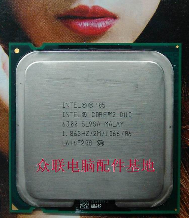 Xeon 3040 e6300 1.86 2m 1066 3040 3060 e6700 core(China (Mainland))