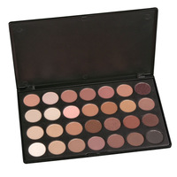 Retail Coastal scents eye shadow 28 plate matt earth color smoked