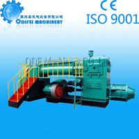 ODFC-032  clay vacuum brick making machine