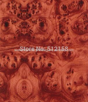 wood grain pattern GW2233 Hydrographic PVA printing film WIDTH 1M