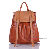 2013 backpack female preppy style student school bag fashion travel backpack bag PU women's handbag 6928