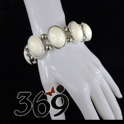 2013 Hot wholesale candy color resin street style Stretch Bracelet for anniversary party free shipping(China (Mainland))