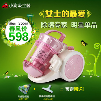 High quality household mites mini vacuum cleaner d-969 supplies
