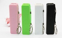 2200mAh Mini mobile Power Bank external charger for iPhone iPad Galaxy s4 Free shipment 20pieces/lot wholesale