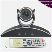 3 x optical zoom Usb webcam 720p hd video conference camera wide-angle