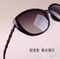 brand prescription eyeglasses 2013 ! fashion star style polarized sunglasses women's gradient color sunglasses large sunglasses