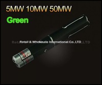 New Arrival Powerful 5mw 10mw 50mw Green Laser Pointer Pen Beam Light