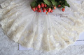 15 yards one set!!! 11CM Wide  2013 New Fashion DIY Handmade Tulle Embroidery Lace Trimming Cheap