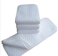free shipping 5pcs/lot factory wholesale Nano microfibre high quality baby cloth diaper insert baby cloth diapers diaper insert