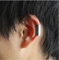 C069 Wholesale Punk style  ear cuff alloy winding  no ear pierced ear clip earring 100PC/LOT free shipping