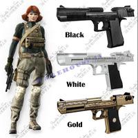 2013 hot sales Free shipping! magazine version of  Paper model gun  1:1 scale Weapon Desert Eagle Pisto/ 3d diy Firearms toys