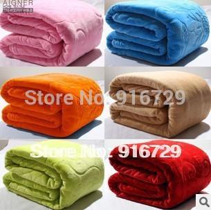-Flower-Print-Pattern-Fleece-3-Sizes-Throw-Warm-Blanket-in-Winter jpgWarm Blanket For Winter
