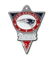 free shipping (Can be Mixed) sport enamel New England Patriots football team logo charms 50 pcs a lot