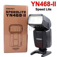 Yongnuo YN468 II TTL Flash Speedlite for Canon 1000D 30D 350D 400D 40D 450D 500D 50D 550D 5D II 60D 7D