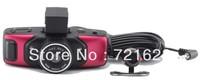 "X10 Dual lens Car DVR.dual lens car black box + 2.0""TFT Full HD 720P 120 degree HD ultra wide angle lens With G-sensor"
