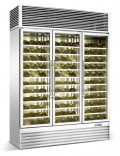 450 bottles wine cellar/ stainless steel wine chiller/ red wine display cooler/compressor wine cellar(China (Mainland))