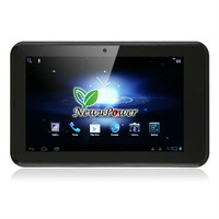 7 inch Freelander PD20 3G tablet PC MTK6575 Cortex A9 Analog TV Dual Camera 2.0MP GPS Bluetooth Support