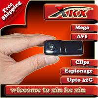 Mini Hidden Tie Finger Lovely DV High Definition Video Camera Webcam function dvr Sports Video Camera xkx FreeShipping