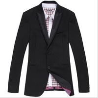 Summer men 2013 men wedding suit the jacket of the sex fashion trends and the west essentials free shipping D156