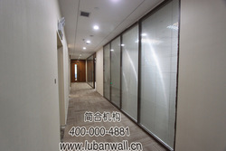 Office partition wall aluminiumprofileaccessoriestype glasspartition wall between aluminumaccessorieshardwarescrewfittings(China (Mainland))