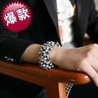 Free shipping Ultimate luxury ! princess rhinestone bracelet for women  - LP