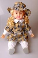 Music Sound ,interactive Dolls ,fashion Dolls free Shipping