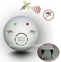 Multifunctional pest repeller ultrasonic