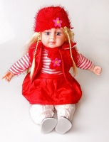 Music doll  Sound doll  ,Interactive Dolls ,fashion dolls free shipping