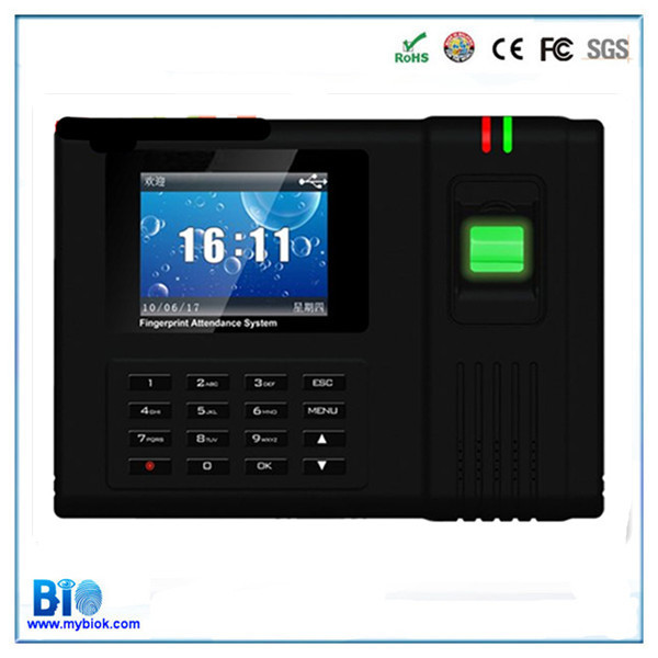 Office Equipment Supplier,Time attendance with Software HF-H5(China (Mainland))