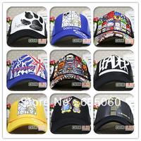 New arrival Summer male women's truck cap truck cap baseball cap hat net sunbonnet free shipping
