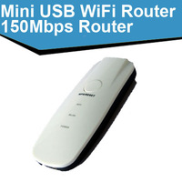150Mbps 802.11b/g/n Mini USB AP Client Mini WiFi Wireless Router for Dreambox