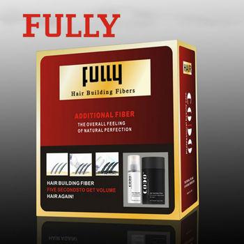FULLY hair building fibers oil Free sample offer